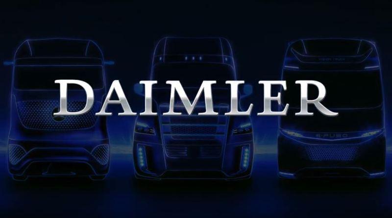 Daimlers Elektro-Schwertransporter eCascadia - Daimler Elektro-Trucks - eCascadia-Nordamerika; Klasse 8 - Foto aus Daimler Screenshot youtube