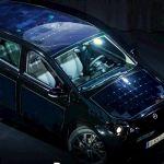 Solarauto Sion mit neuen Interieur