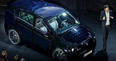 Solarzellenauto Sion ---Sion - Sono Motors - Foto sion
