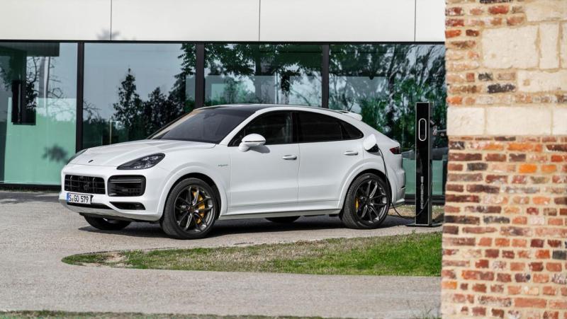 Porsche Cayenne Plug-In-Hybrid.
