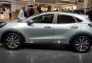 IAA 2019 – Elektroautos – Ford Puma Ecoboost Hybrid