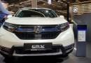 Honda CR-V Hybrid – der andere Elektroantrieb – IAA 2019
