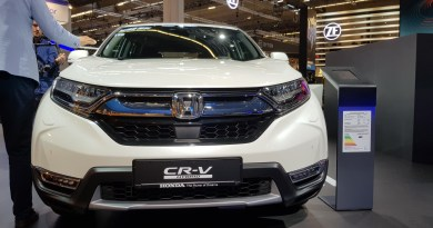 IAA 2019 - Honda CR-V Hybrid - (8) - Honda CR-V Hybrid - der andere Elektroantrieb - IAA 2019
