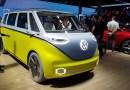 VW ID Buzz – der elektrische Bulli – Fotogalerie – IAA 2019