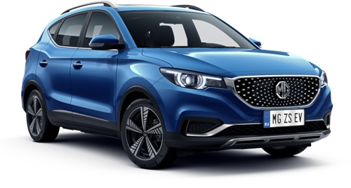 MG ZS EV - China SUV für 25.000 €