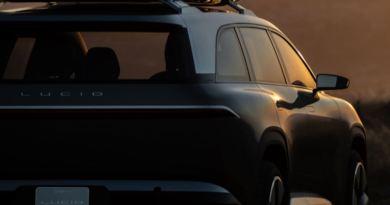 Lucid SUV Studie - Lucid Motors greift an