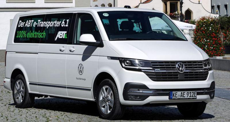 ABT baut VW E-Transporter
