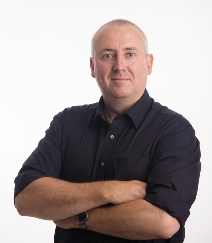 Emotional Intelligence training and coaching with me Andrew D Pope (photo).