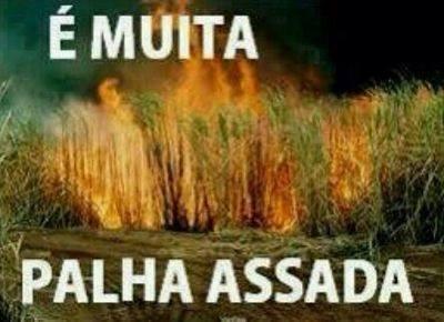 Palha Assada
