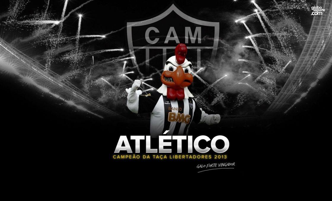 Papel de parede Atlético Mineiro