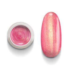Cg123 Neon Peach Elisir Gel Uv Led per laccature su Gel e Acrigel