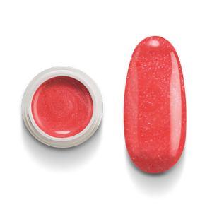 Cg161 Rosso Stellato Gel Uv Led per laccature su Gel e Acrigel