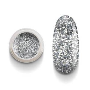 Cg226 Silver Star Gel Uv Led per laccature su Gel e Acrigel
