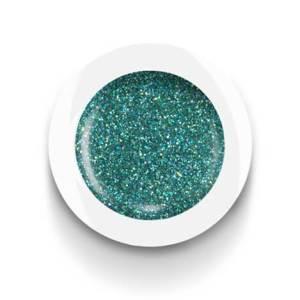 Glitter-green