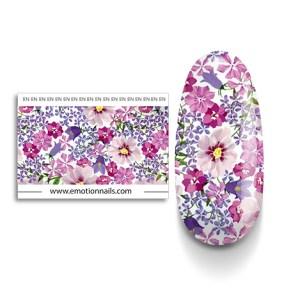art foil fiori lilla