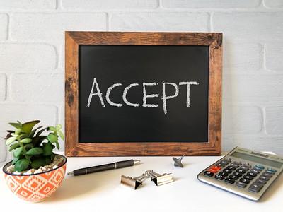 La méthode de l'acceptation au travail