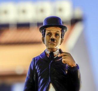 une journée sans rire Chaplin