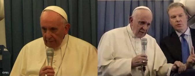 082818-01 Pope Francis Dual