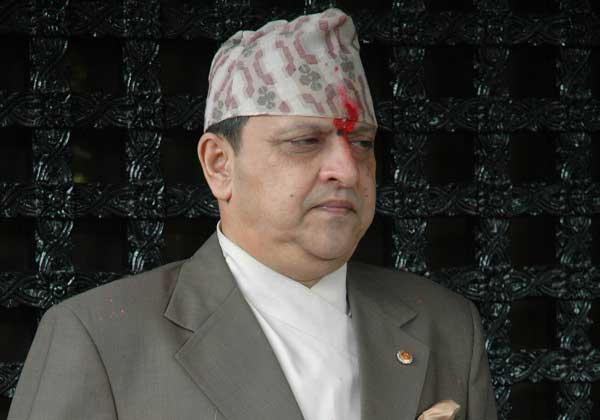 gyanendra