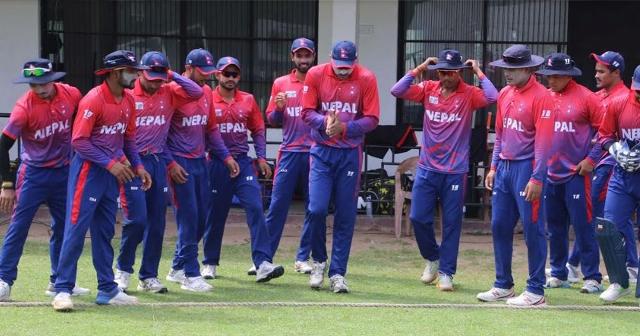 nepal cricket malaysia