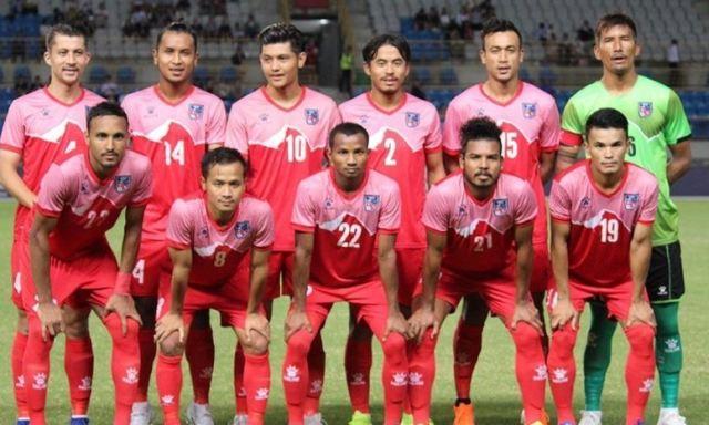 nepali football-fifa ranking