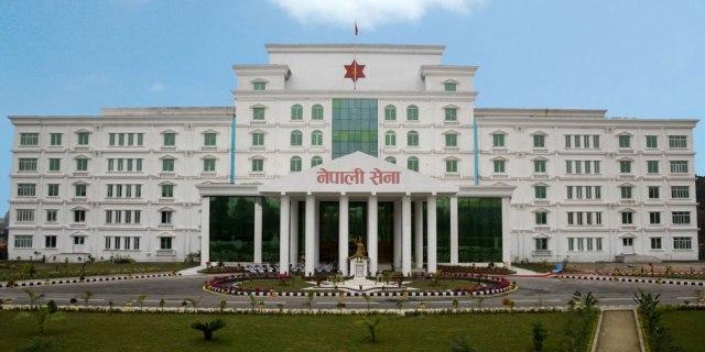 Nepal-army-sena-Headquater