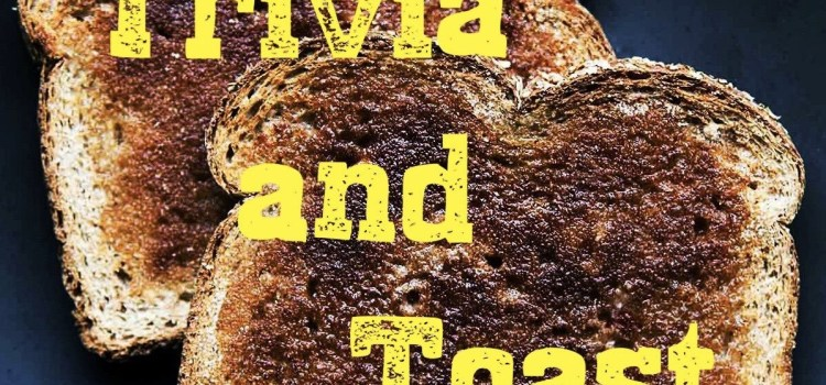 Trivia and Toast Episode 2 – Columbus Podcast Festival