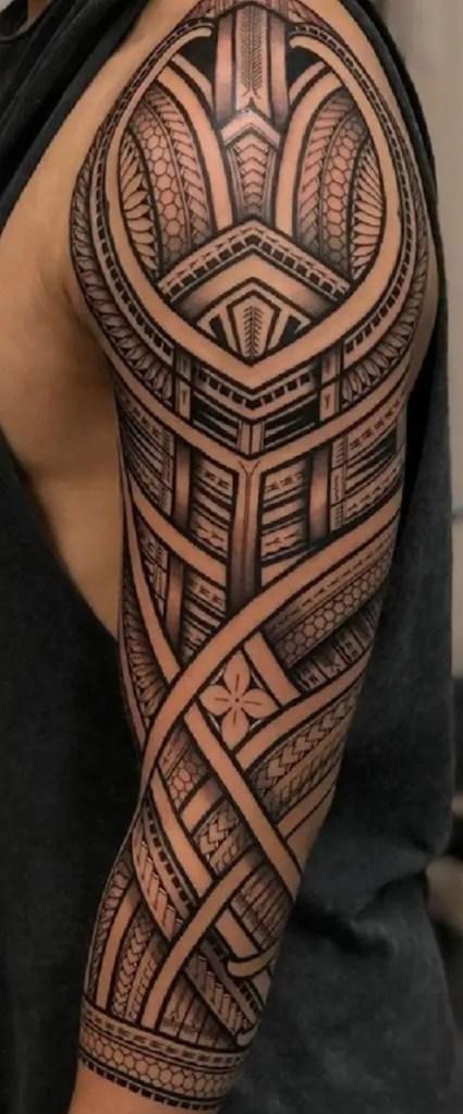 Polynesian tattoo designs emozzy 24