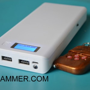 2018 4 Bands Emp Jammer Power Bank Type Slot