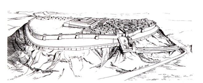 Los relieves de Lachish