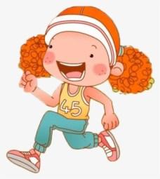 RUNNING CHILD - BODY SMART