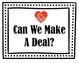 Can we make a deal coupon
