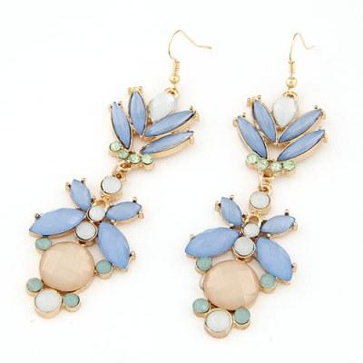 Annabelle chandelier earrings