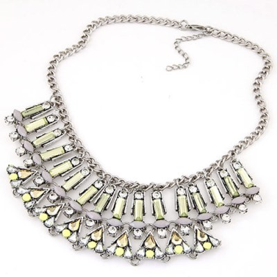 Giachetta silver necklace