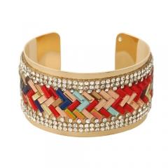 Abha colourful cuff