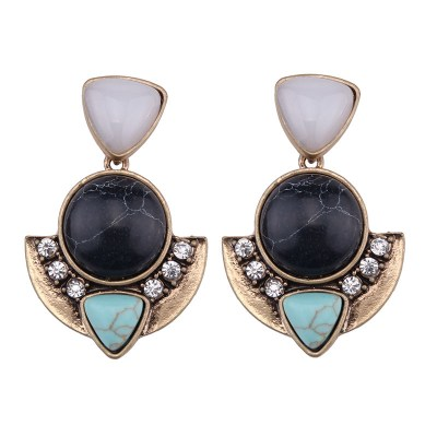 Imena statement earring