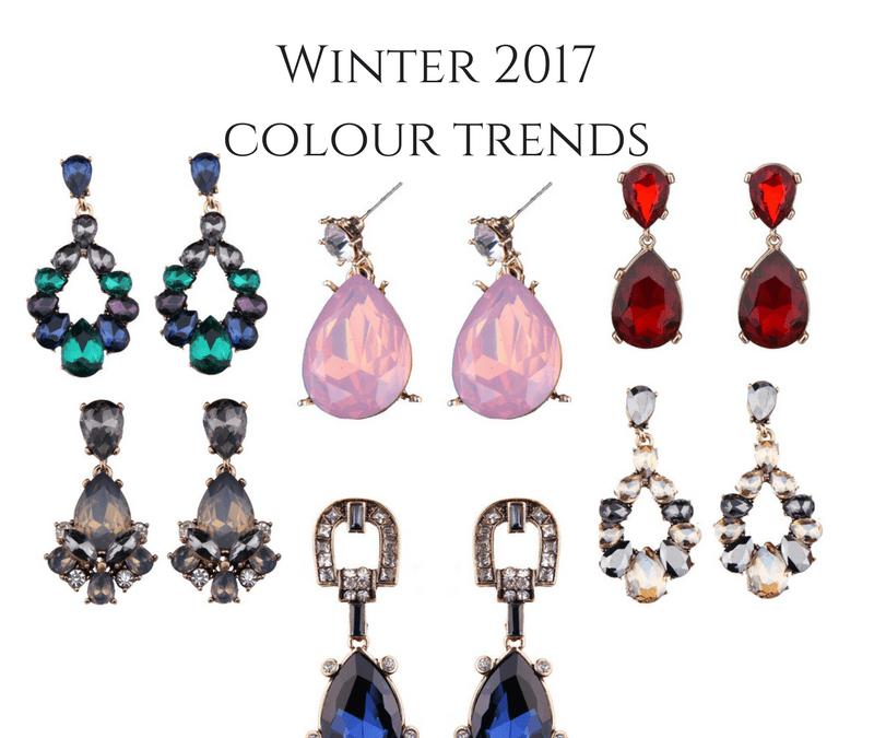 Winter 2017 colour trends