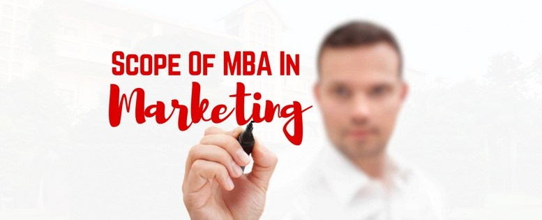 Scope of MBA in Marketing Cover