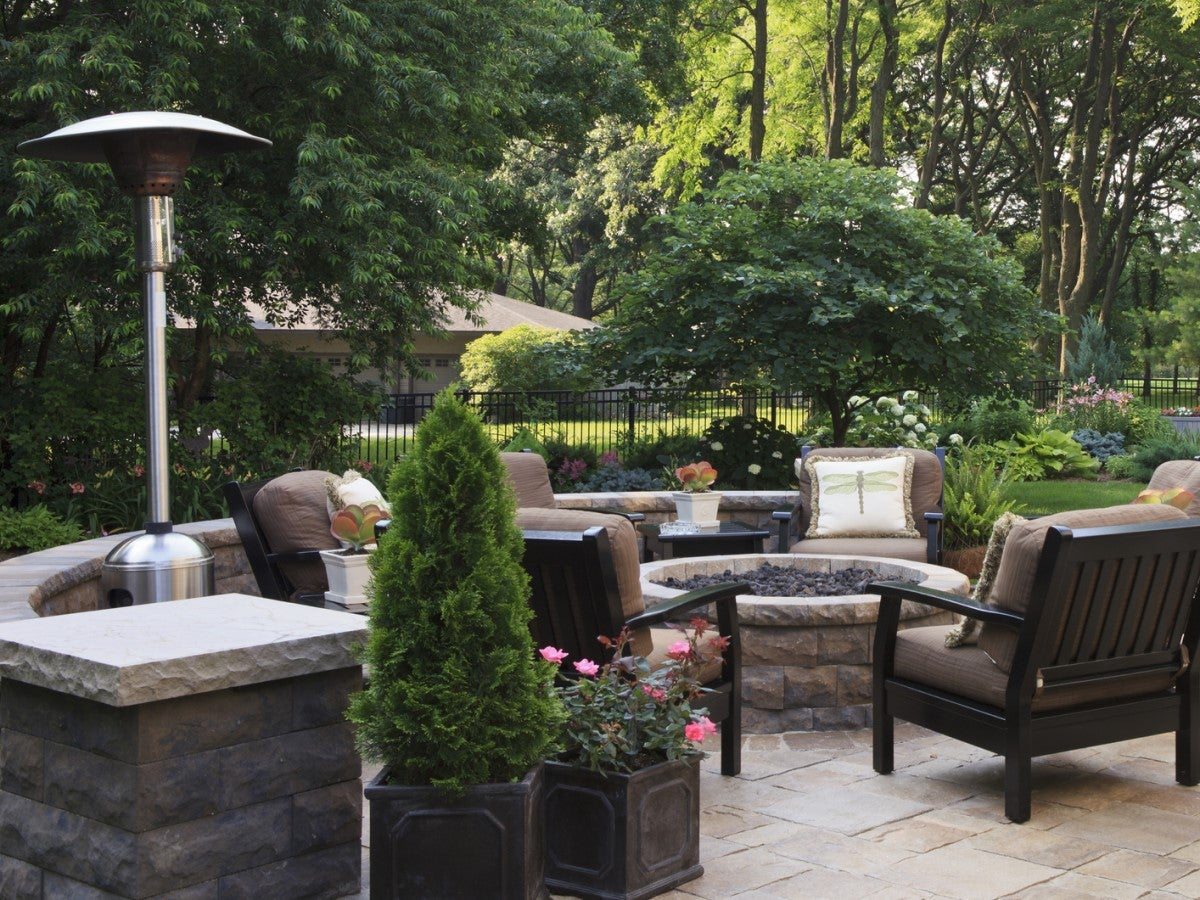 the best patio heater options for the