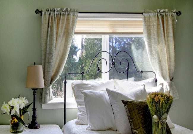 how to install curtain rods diyer s