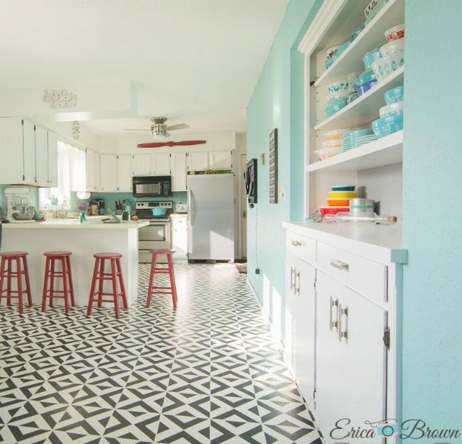 painting tile floors all you need to