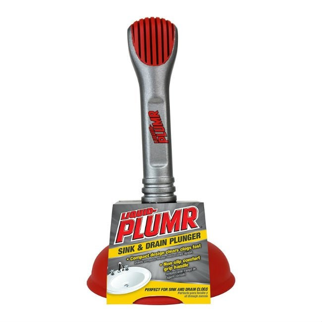 best plunger options for sinks tubs