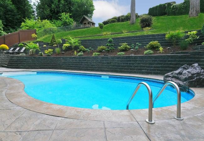 6 pool decking options top design