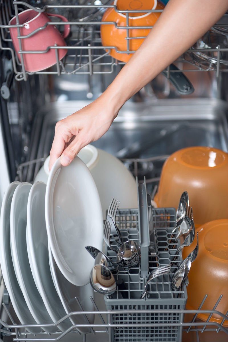 dishwasher not cleaning dishes try