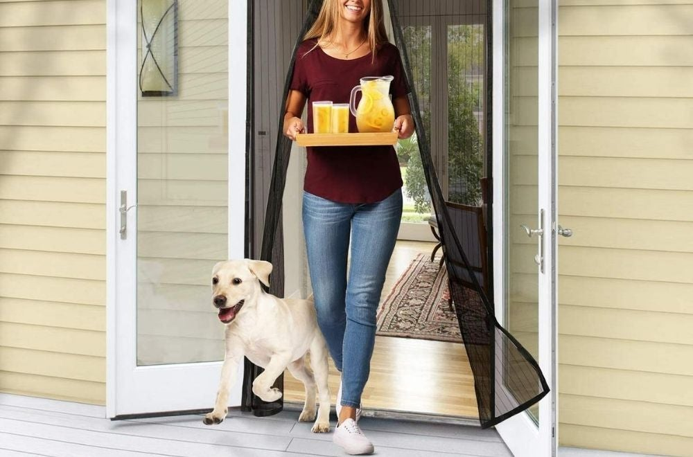 the best magnetic screen doors for
