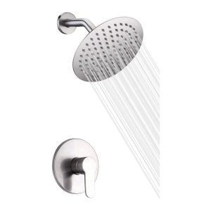 the best shower faucet sets for your