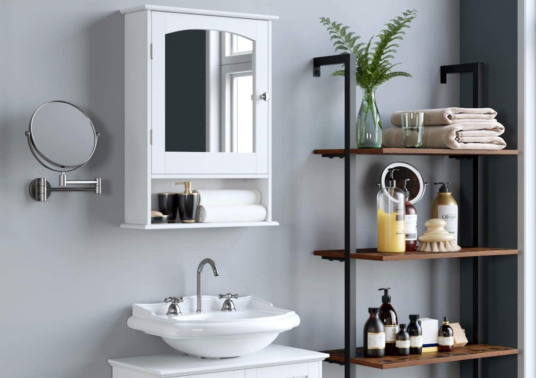 the best bathroom mirror options in