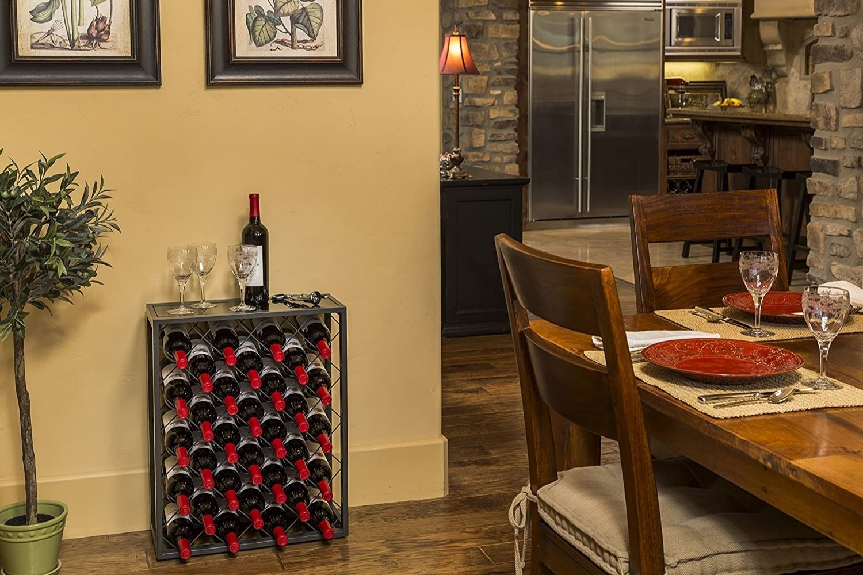 the best wine racks to add storage and