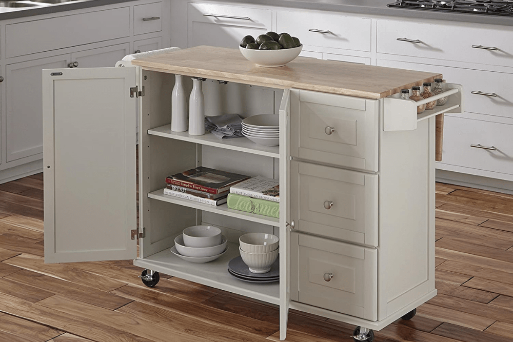 the best kitchen cart options for