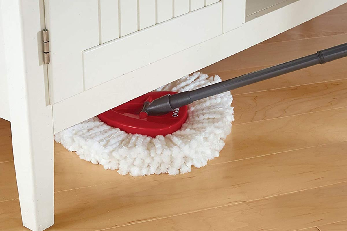 the best mops for wood floor care and